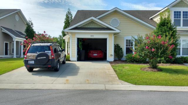 402 Jade Cove, Newport, NC 28570 (MLS #100101395) :: Century 21 Sweyer & Associates