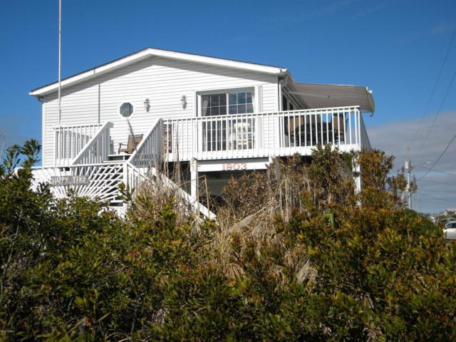 1903 N New River Drive, Surf City, NC 28445 (MLS #100101562) :: RE/MAX Essential