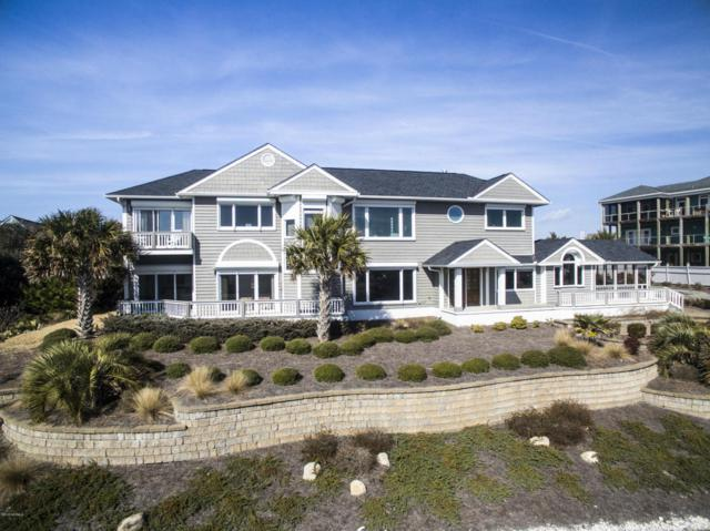 10104 Seabreeze Drive, Emerald Isle, NC 28594 (MLS #100101564) :: Harrison Dorn Realty