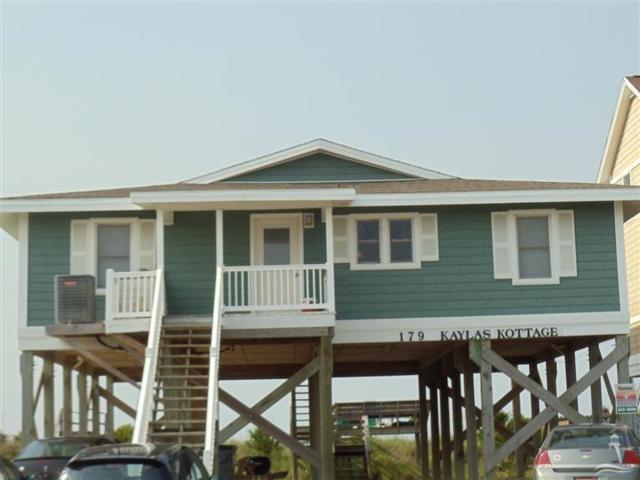 179 Ocean Boulevard W, Holden Beach, NC 28462 (MLS #100101565) :: The Keith Beatty Team