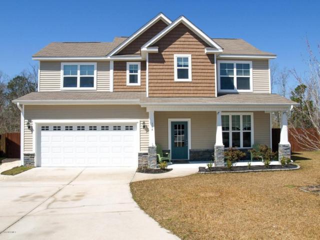 304 Bonnie Court, Sneads Ferry, NC 28460 (MLS #100101623) :: Harrison Dorn Realty