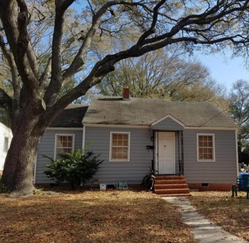 2149 Harrison Street, Wilmington, NC 28401 (MLS #100101694) :: David Cummings Real Estate Team