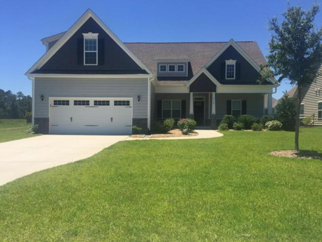4162 Cinnamon Run, New Bern, NC 28562 (MLS #100101791) :: David Cummings Real Estate Team