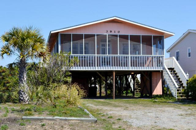 3910 W Beach Drive, Oak Island, NC 28465 (MLS #100101815) :: Century 21 Sweyer & Associates