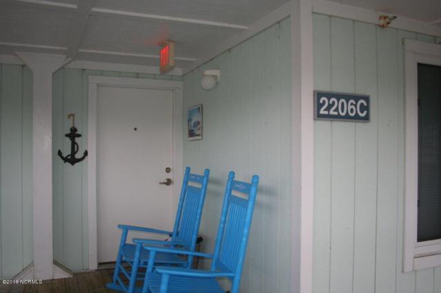 2206 Fort Fisher Boulevard S C, Kure Beach, NC 28449 (MLS #100101880) :: RE/MAX Essential