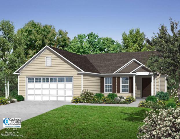1409 Teakwood Drive, Greenville, NC 27834 (MLS #100102053) :: Century 21 Sweyer & Associates