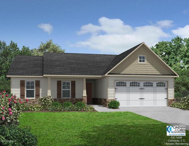 1501 Teakwood Drive, Greenville, NC 27834 (MLS #100102057) :: Century 21 Sweyer & Associates