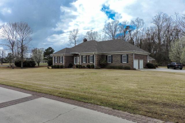 101 Walnut Cove Drive, Lumberton, NC 28358 (MLS #100102104) :: David Cummings Real Estate Team