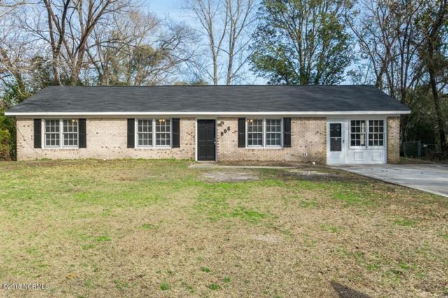 906 Dickens Drive, Wilmington, NC 28405 (MLS #100102172) :: The Pistol Tingen Team- Berkshire Hathaway HomeServices Prime Properties