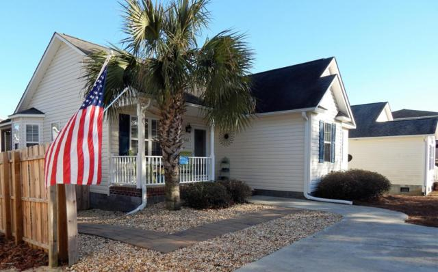 142 13th Street, Oak Island, NC 28465 (MLS #100102201) :: The Keith Beatty Team