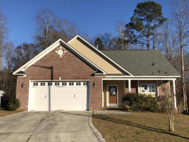 107 Foxberry Place, Jacksonville, NC 28540 (MLS #100102240) :: Century 21 Sweyer & Associates