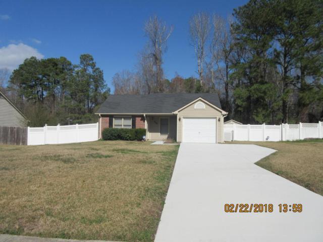 538 Shadowridge Road, Jacksonville, NC 28546 (MLS #100102254) :: RE/MAX Essential