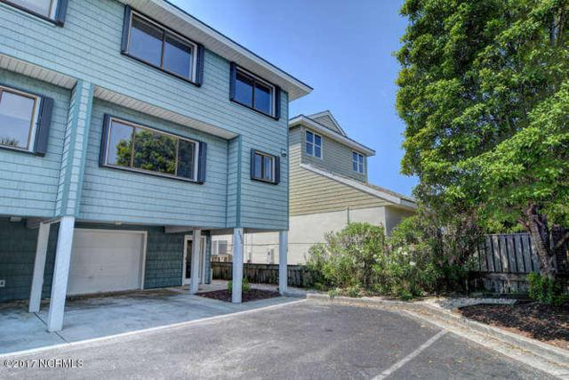 332 Causeway Drive #14, Wrightsville Beach, NC 28480 (MLS #100102316) :: David Cummings Real Estate Team