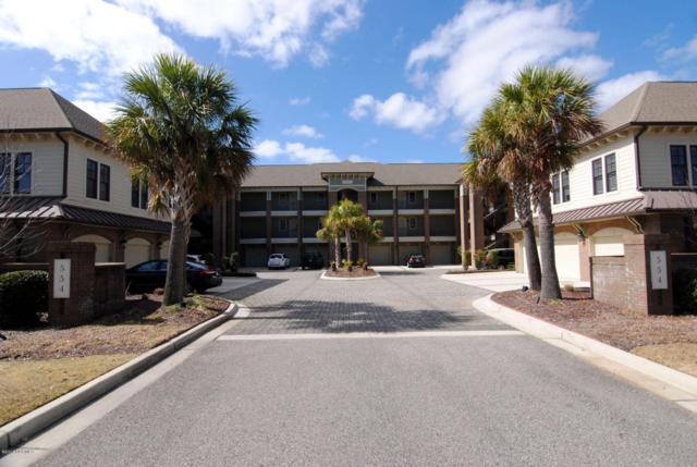 554 Grande Manor Court #203, Wilmington, NC 28405 (MLS #100102328) :: David Cummings Real Estate Team
