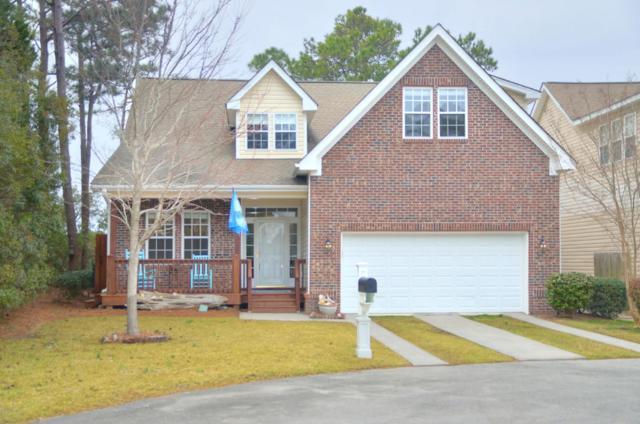 5111 Boss Court SE, Southport, NC 28461 (MLS #100102383) :: David Cummings Real Estate Team