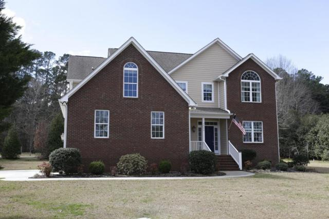 1051 Country Club Drive, Jacksonville, NC 28546 (MLS #100102525) :: Harrison Dorn Realty