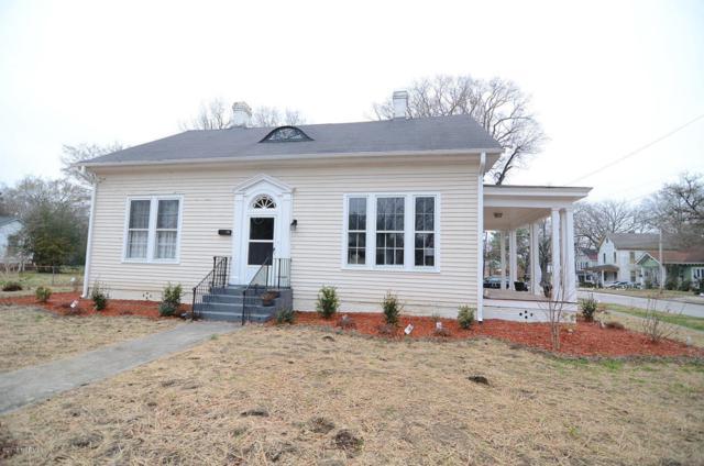 400 Vance Street NE, Wilson, NC 27893 (MLS #100102688) :: David Cummings Real Estate Team