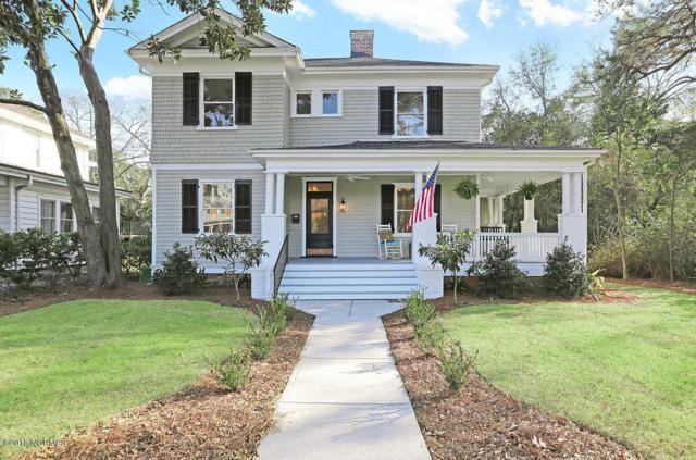 1812 Market Street, Wilmington, NC 28403 (MLS #100102727) :: David Cummings Real Estate Team