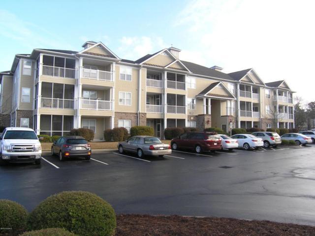 260 S Crow Creek Drive NW #22, Calabash, NC 28467 (MLS #100102833) :: David Cummings Real Estate Team