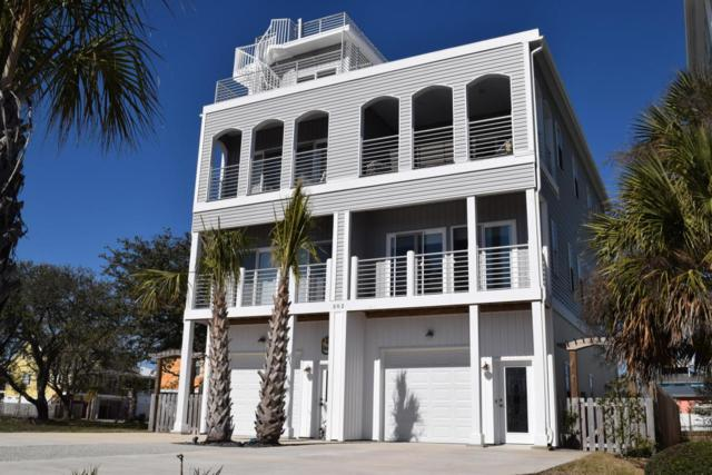 302 Alabama Avenue #1, Carolina Beach, NC 28428 (MLS #100102909) :: David Cummings Real Estate Team