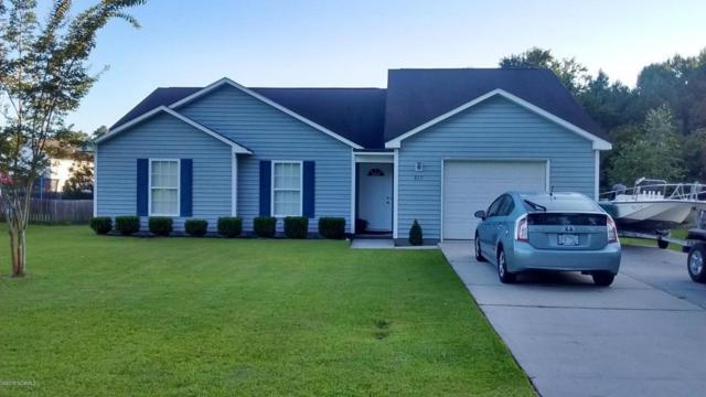 815 Main Street, Swansboro, NC 28584 (MLS #100103014) :: Century 21 Sweyer & Associates