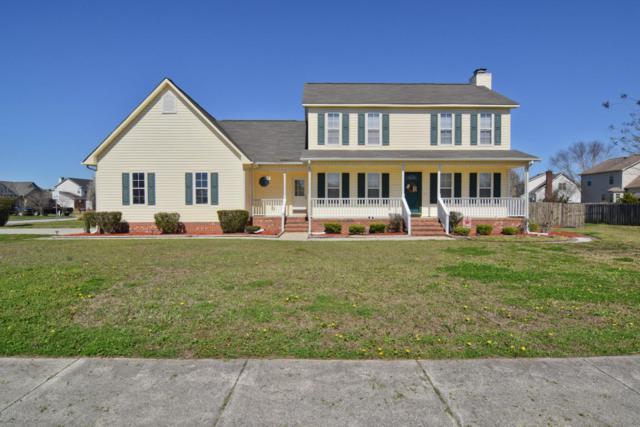 402 Richmond Drive, Jacksonville, NC 28540 (MLS #100103163) :: Century 21 Sweyer & Associates
