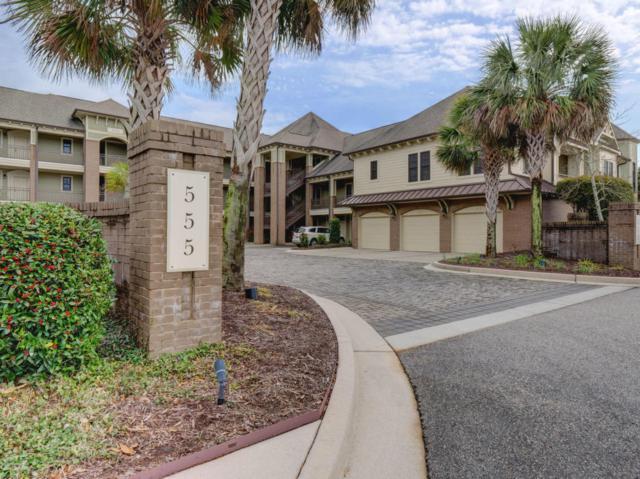 555 Grande Manor Court #302, Wilmington, NC 28405 (MLS #100103507) :: David Cummings Real Estate Team
