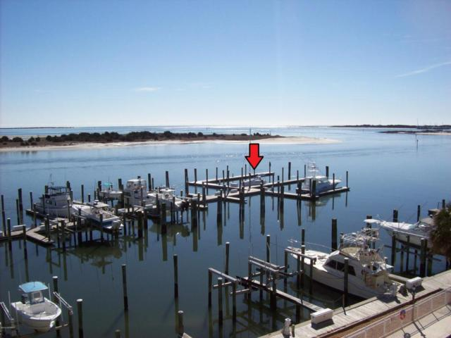 100 Olde Towne Yacht Club Road Slip B-19, Beaufort, NC 28516 (MLS #100103534) :: Courtney Carter Homes