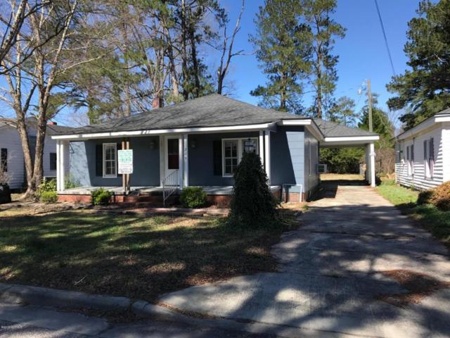 206 S Travis Street, Stantonsburg, NC 27883 (MLS #100103580) :: David Cummings Real Estate Team