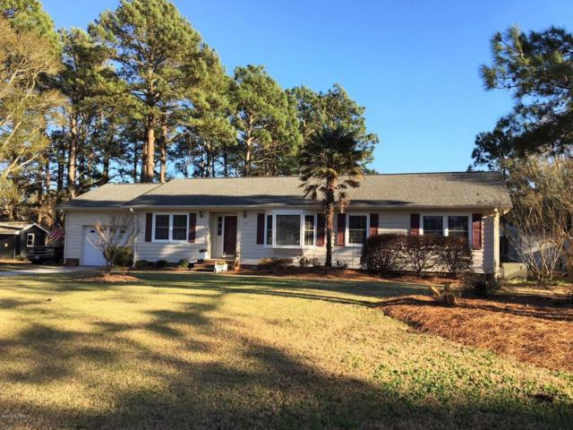 155 Lousan Drive, Cape Carteret, NC 28584 (MLS #100103607) :: Courtney Carter Homes