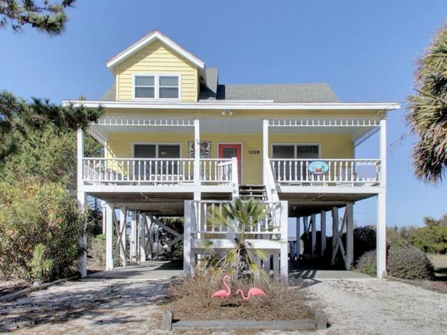 1306 Ocean Boulevard W, Holden Beach, NC 28462 (MLS #100103651) :: David Cummings Real Estate Team