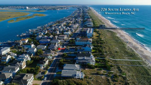 726 S Lumina Avenue, Wrightsville Beach, NC 28480 (MLS #100103684) :: The Keith Beatty Team