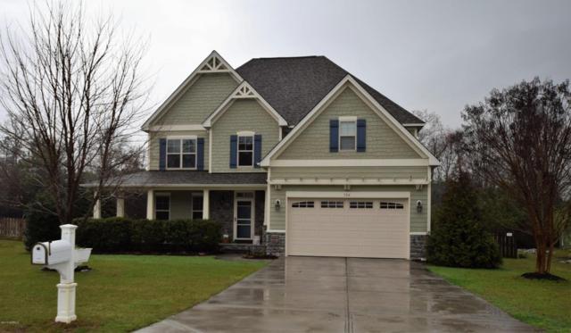 106 Little Bay Drive, Cedar Point, NC 28584 (MLS #100103686) :: Courtney Carter Homes