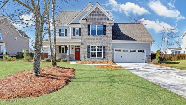 126 Center Drive, Hampstead, NC 28443 (MLS #100103733) :: The Oceanaire Realty