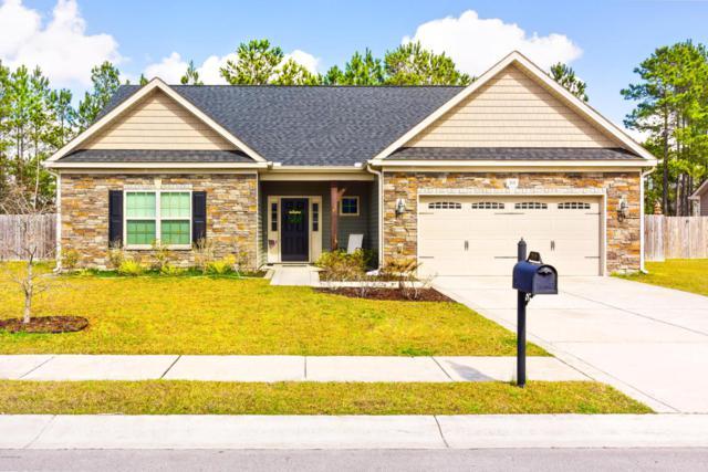 319 First Post Road, Jacksonville, NC 28546 (MLS #100103762) :: Harrison Dorn Realty