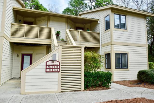 151 Longstreet Drive #103, Wilmington, NC 28412 (MLS #100103895) :: David Cummings Real Estate Team