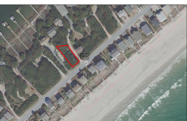 716 N Anderson Boulevard, Topsail Beach, NC 28445 (MLS #100103957) :: Terri Alphin Smith & Co.