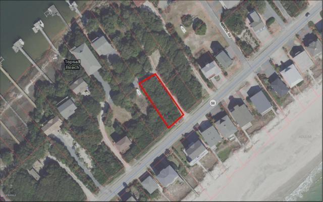 706 N Anderson Boulevard, Topsail Beach, NC 28445 (MLS #100103958) :: Berkshire Hathaway HomeServices Prime Properties