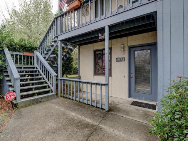 4143 Spirea Drive A, Wilmington, NC 28403 (MLS #100104085) :: David Cummings Real Estate Team