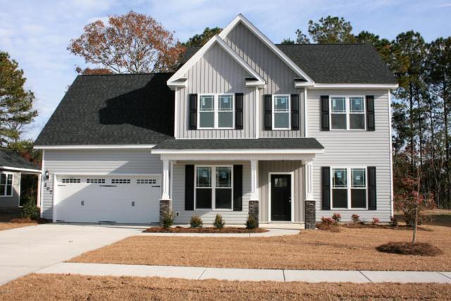 902 Haystack Lane, Jacksonville, NC 28546 (MLS #100104224) :: The Oceanaire Realty