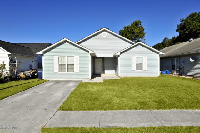 3013 E Windgate Court, Jacksonville, NC 28546 (MLS #100104306) :: Century 21 Sweyer & Associates