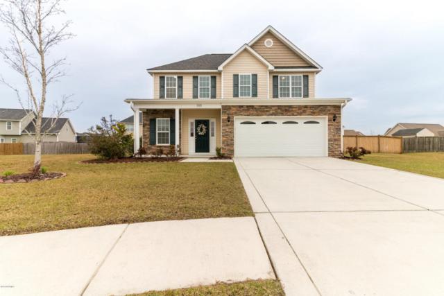 105 Jade Court, Jacksonville, NC 28546 (MLS #100104543) :: Harrison Dorn Realty