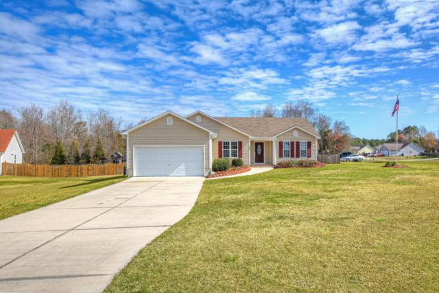 200 Silky Court, Richlands, NC 28574 (MLS #100104608) :: Harrison Dorn Realty