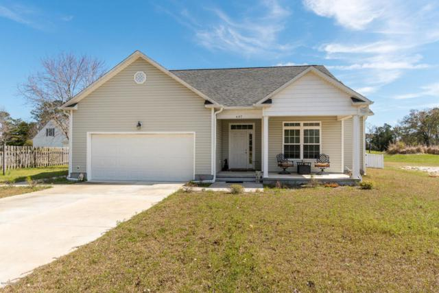 487 Carolina Pines Boulevard, New Bern, NC 28560 (MLS #100104637) :: The Oceanaire Realty