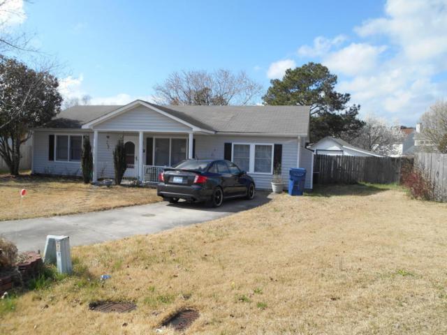407 Bobcat Circle, Havelock, NC 28532 (MLS #100104638) :: Harrison Dorn Realty