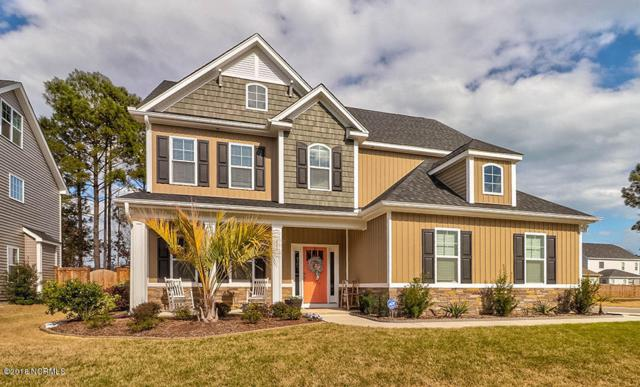 821 Ovates Lane, Wilmington, NC 28409 (MLS #100104687) :: David Cummings Real Estate Team