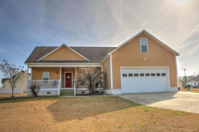 100 Echo Ridge Road, Cape Carteret, NC 28584 (MLS #100104768) :: Courtney Carter Homes