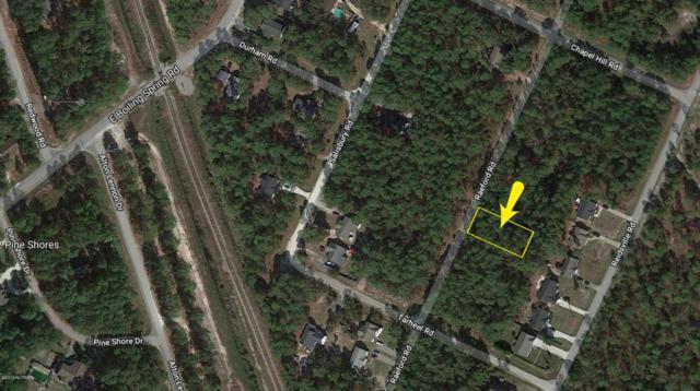 004 Raeford Road, Boiling Spring Lakes, NC 28461 (MLS #100104796) :: David Cummings Real Estate Team