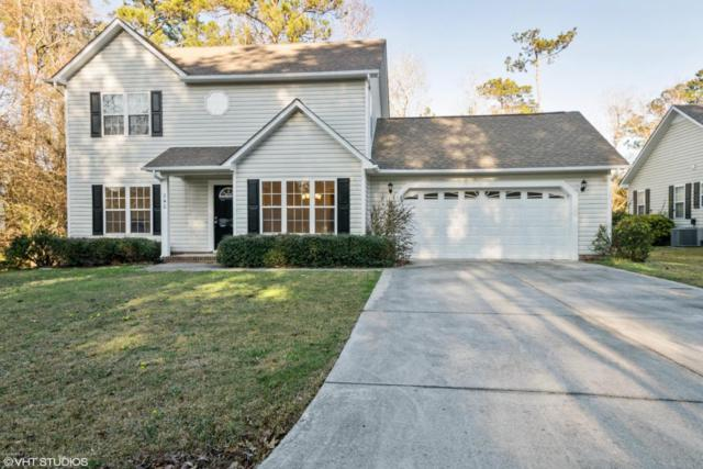 240 Derby Downs Drive, Sneads Ferry, NC 28460 (MLS #100104808) :: The Oceanaire Realty
