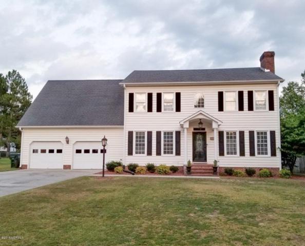 3007 Monticello Drive, Kinston, NC 28504 (MLS #100104823) :: Century 21 Sweyer & Associates